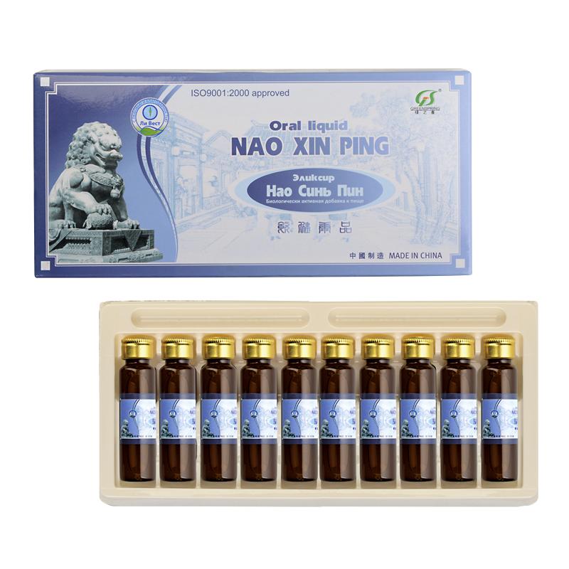 Nao Xin Ping Oral liquid