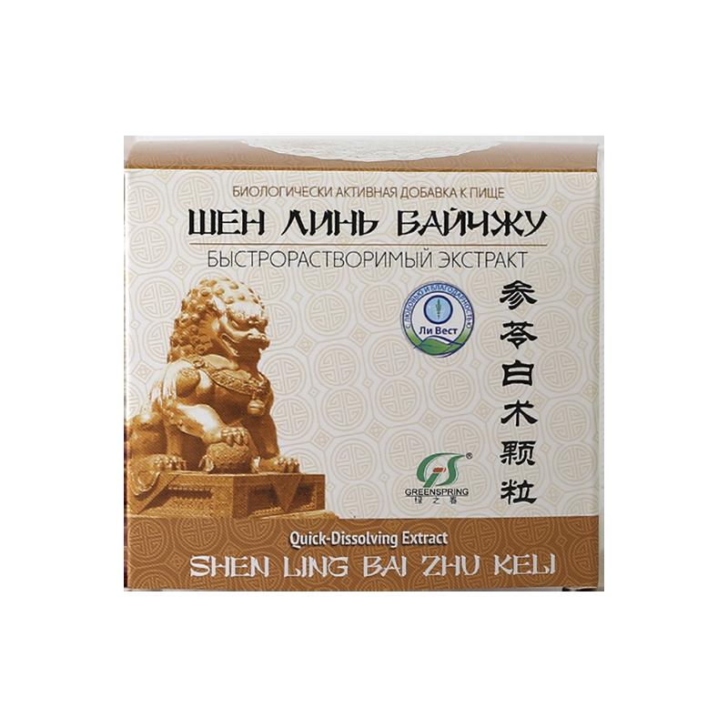 Shen Ling Bai Zhu Keli Extract